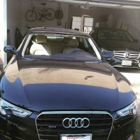 A7 Audi windshield replacement