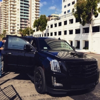 Cadillac Escalade windshield replacement
