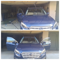 Subaru windshield replacement