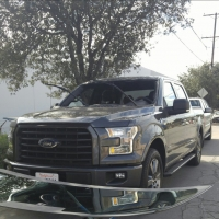 Ford truck windshield replacement