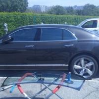 Bentley windshield replacement