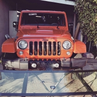 Jeep windshield replacement