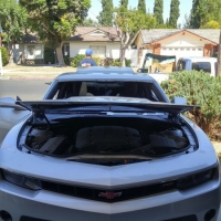ss camero windshield replacement
