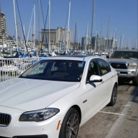 BMW coupe windshield replacement