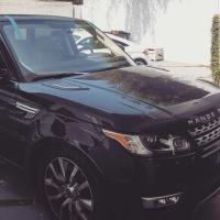 Range rover sport windshield repair