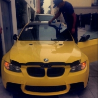 BMW M3 windshield replacement