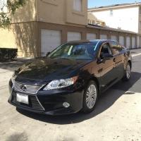Lexus windshield replacement