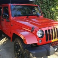 lifted jeep windshield repair