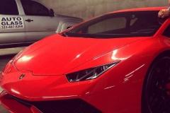 Lamborghini windshield replacement