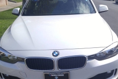 BMW oem windshield replacement