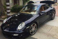 Porsche windshield replacement