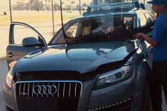 Audi windshield replacement